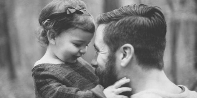 صورة صور اب وابنته , حب الاب لابنته