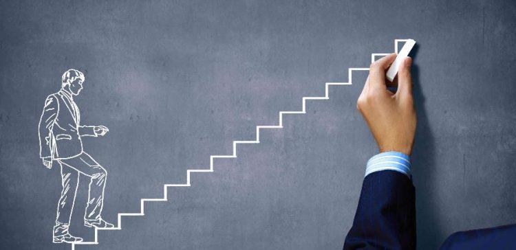 صورة كيف تصبح شخص ناجح , الصعود الى النجاح