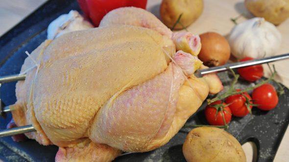 صورة الدجاج النيء في المنام , حسد ازاي الكلام دا