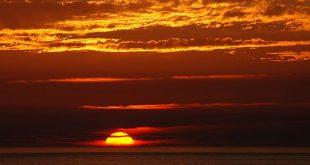 تفسير حلم غروب الشمس , حلمت ان الدنيا كلها فى توقيت الغروب