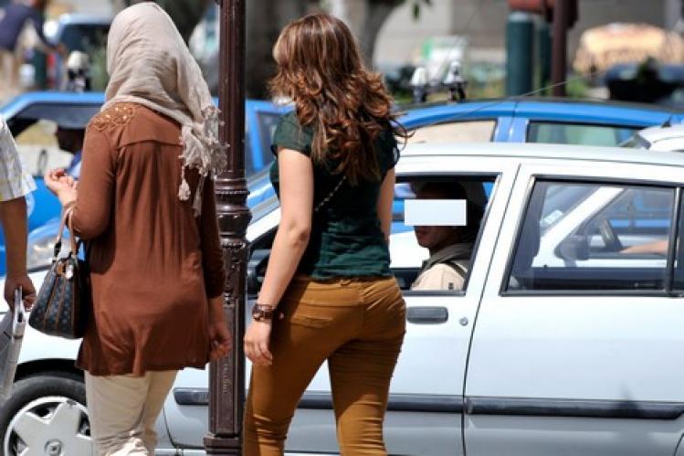 صورة صور نسوان شوارع , مظاهر ملابس النساء في الشوارع