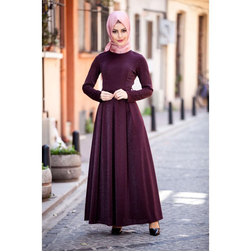 صورة فساتين العيد للبنات الكبار , اجمل الفساتين التركي