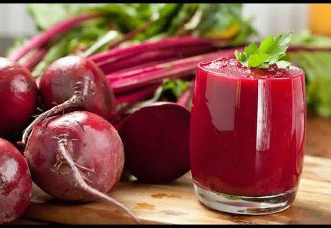 صور افضل وقت لشرب عصير الشمندر , في اي ساعه تستفيدي من عصير البنجر