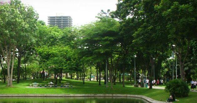 صور الحدائق في بانكوك , اجمل حدائق بانكوك المدهشه