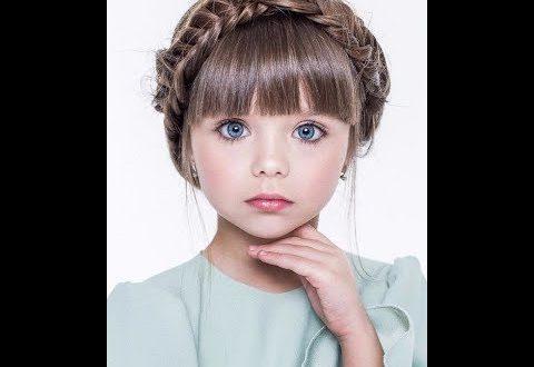 صور قصات شعر للبنات الصغار , افضل واروع قصات وتسريحات الشعر للبنات الصغيرات