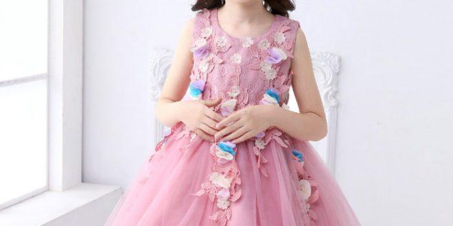 صور اجمل الفساتين للاطفال , اجعلى من طفلتك انيقه ومميزه باقتناء اجمل الفساتين