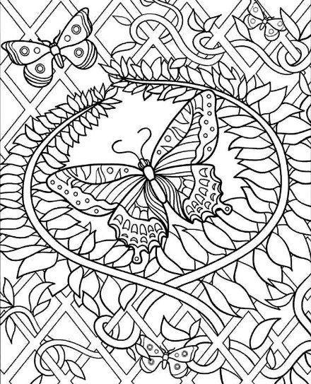 Pin On Coloring Pages For Adults 12