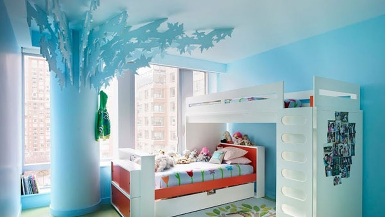 صورة تصميمات غرف نوم اطفال , اروع التصميمات المحتلفه لغرف نوم الاطفال