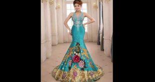 صور احلى فستان في العالم , اجمل ما تتمنى المراه ان تقوم بارتدائه