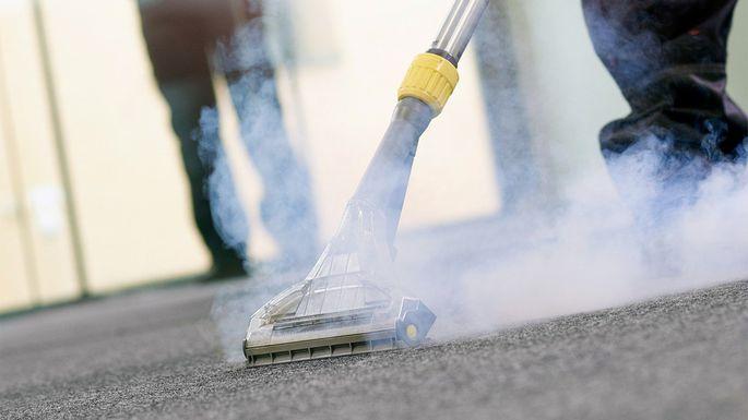 صورة تنظيف المنزل بالبخار , طريقه التنظيم والتعقيم بالبخار