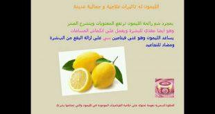صورة فوائد الليمون للبشرة , هل الليمون مفيد جدا لبشرتي