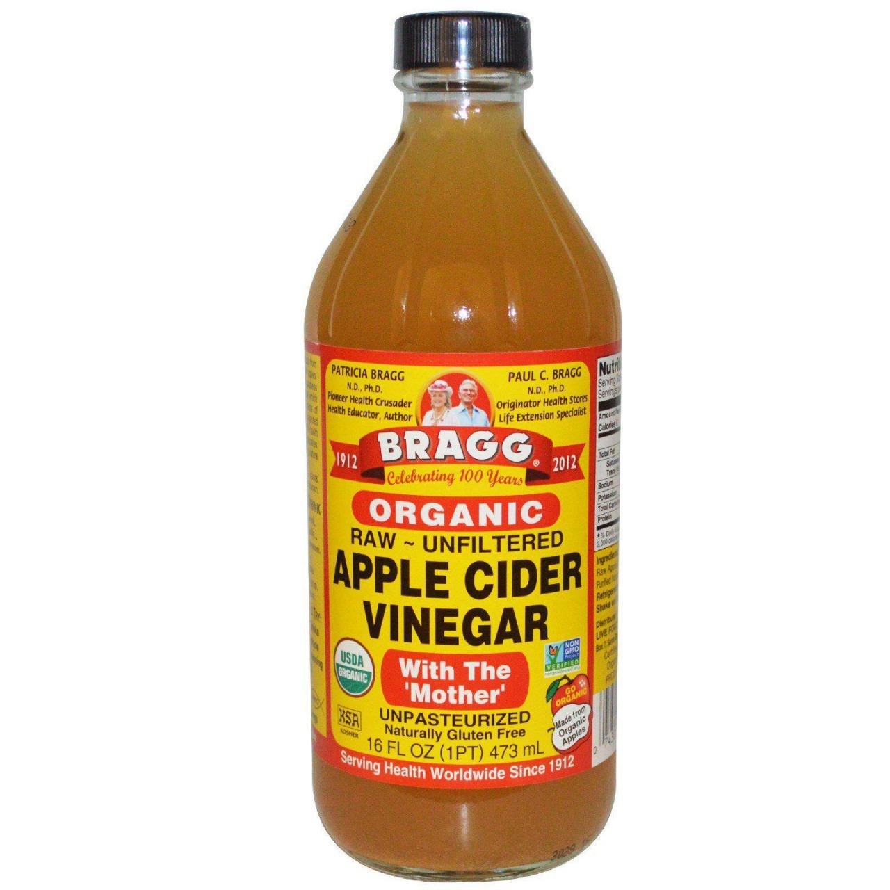 صورة افضل خل تفاح عضوي , هتندشي ان خل التفاح حلو جدا
