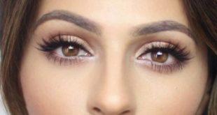 عيون عسلية فاتحة , اجمل العيون الملونة