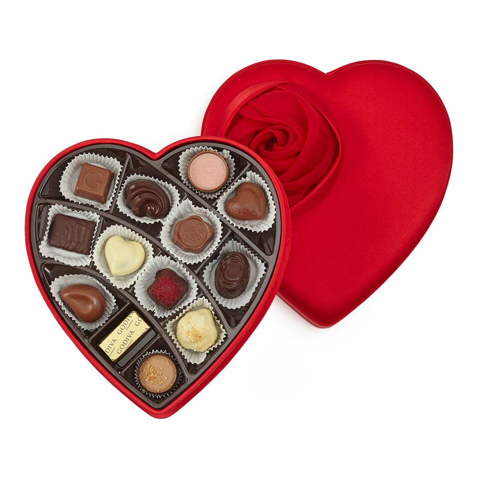 صورة شوكولاتة عيد الحب , عاوزه تفاجئ حبيبك هقلك ازاي 3364 4