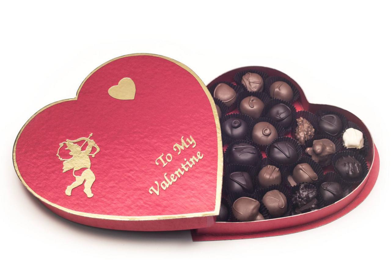 صورة شوكولاتة عيد الحب , عاوزه تفاجئ حبيبك هقلك ازاي 3364 6