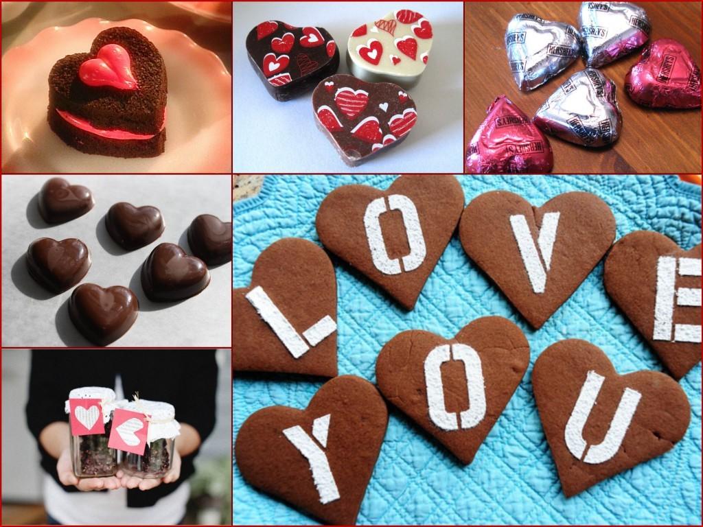 صورة شوكولاتة عيد الحب , عاوزه تفاجئ حبيبك هقلك ازاي 3364 7