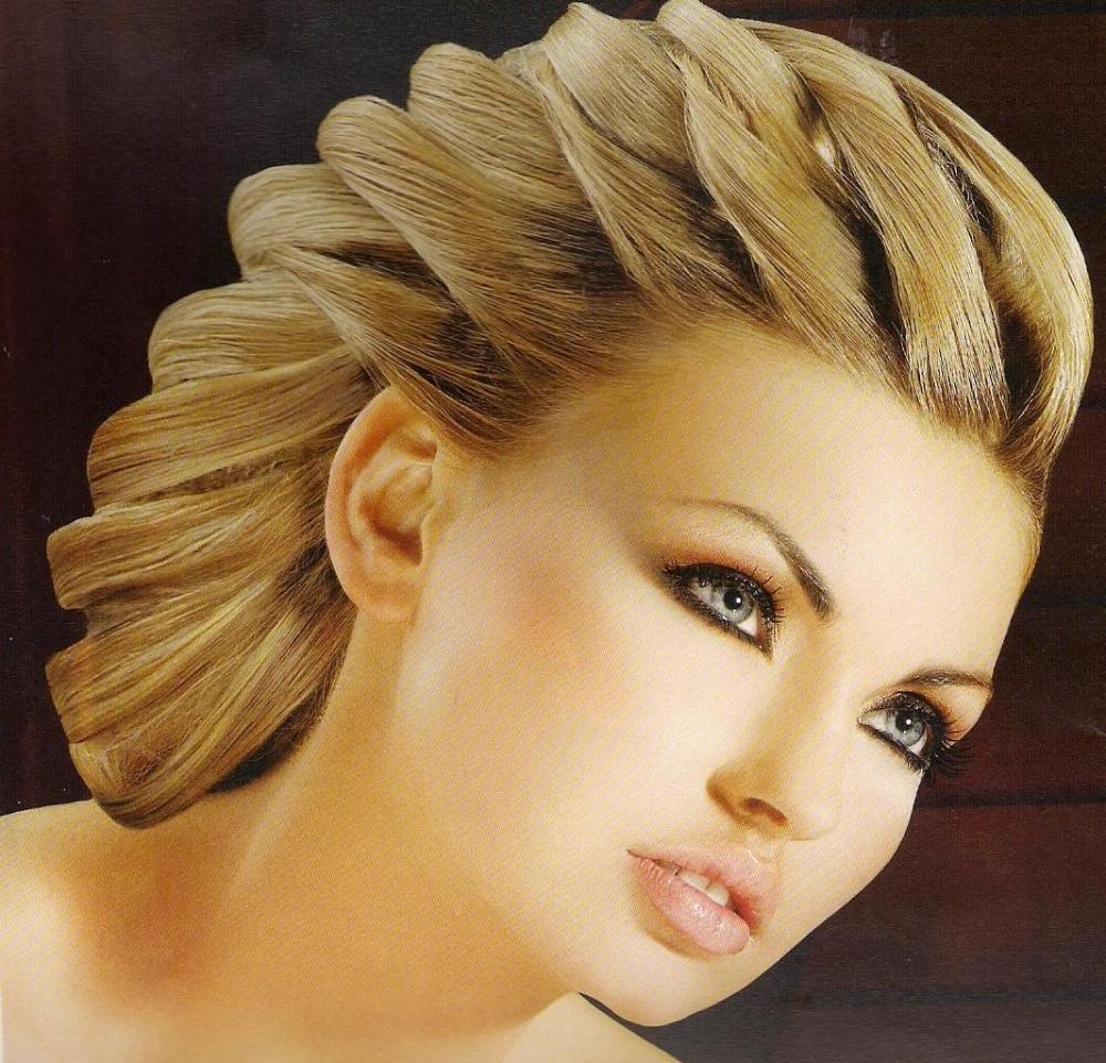 صورة تسريحات شعر روعه , عاوزه تغيري من شعرك هقلك ازاي