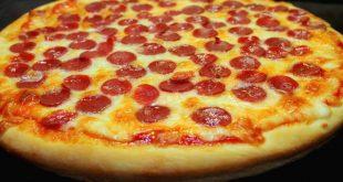 صور سر عجينة بيتزا هت , عاوز تعملي بيتزه حلوه هقلك ازاي