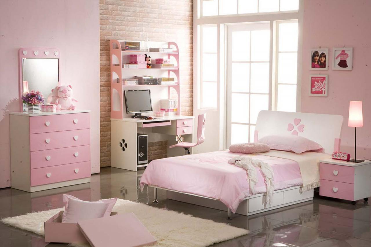 صورة غرف اطفال بناتي , اجمل التصميمات والديكورات للغرفة 3678 1