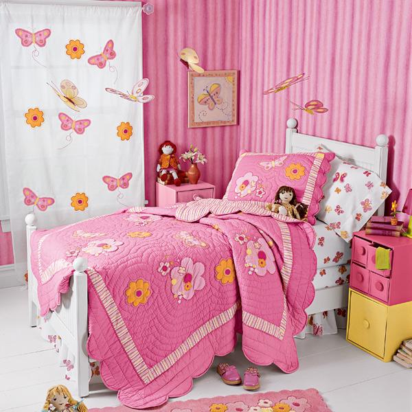 صورة غرف اطفال بناتي , اجمل التصميمات والديكورات للغرفة 3678 2