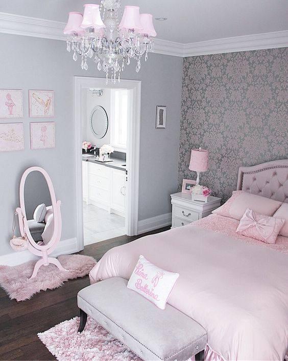 صورة غرف اطفال بناتي , اجمل التصميمات والديكورات للغرفة 3678 5