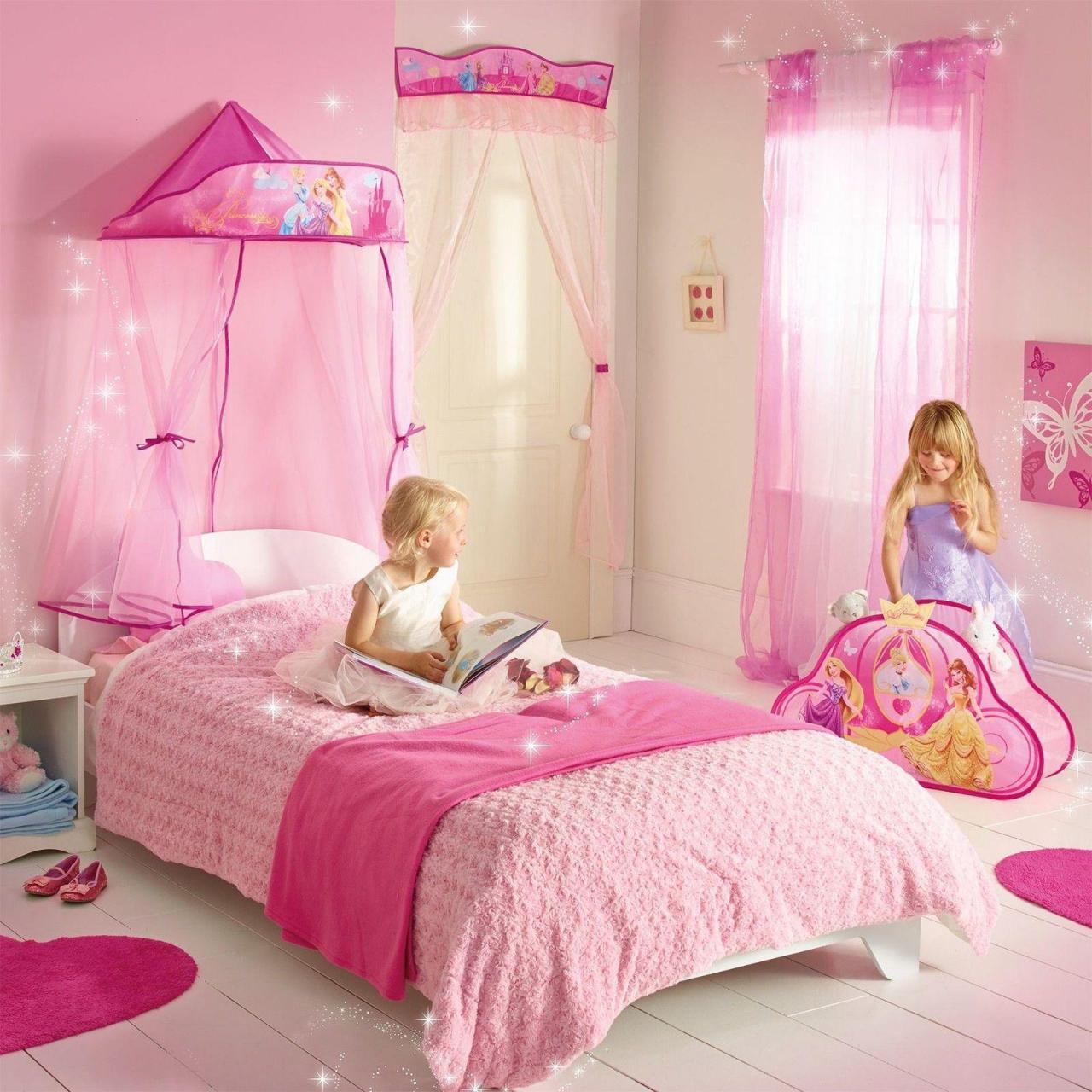 صورة غرف اطفال بناتي , اجمل التصميمات والديكورات للغرفة 3678 6