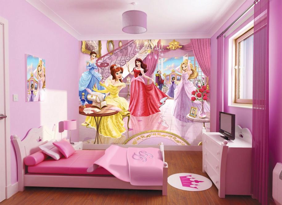 صورة غرف اطفال بناتي , اجمل التصميمات والديكورات للغرفة 3678 7