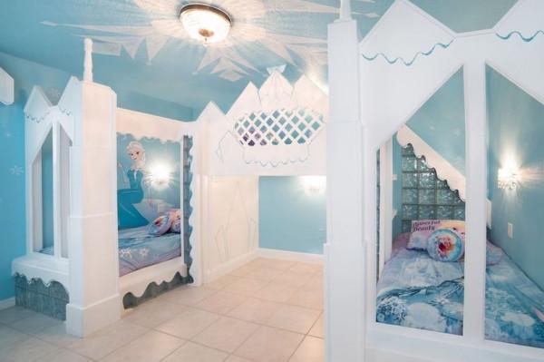 صورة غرف اطفال بناتي , اجمل التصميمات والديكورات للغرفة 3678 8