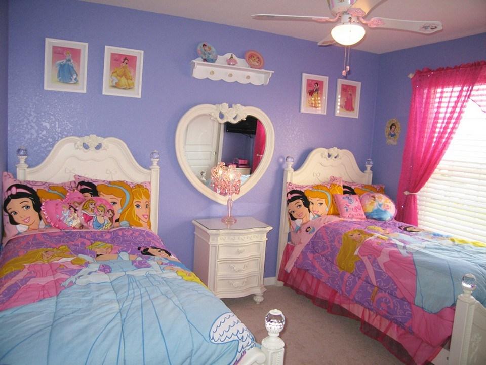 صورة غرف اطفال بناتي , اجمل التصميمات والديكورات للغرفة 3678 9