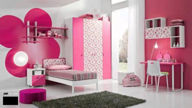 صورة غرف اطفال بناتي , اجمل التصميمات والديكورات للغرفة 3678