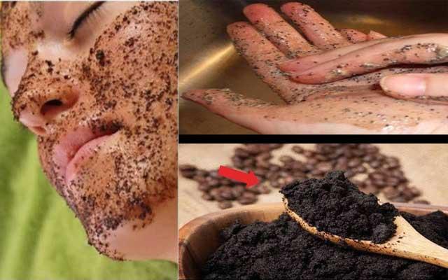 صورة فوائد القهوة للبشرة الدهنية , لن تصدقي تاثير القهوة على بشرتك الدهنية