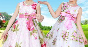 صورة صور فساتين للبنات للعيد , اجمل فستان للبنوته في العيد