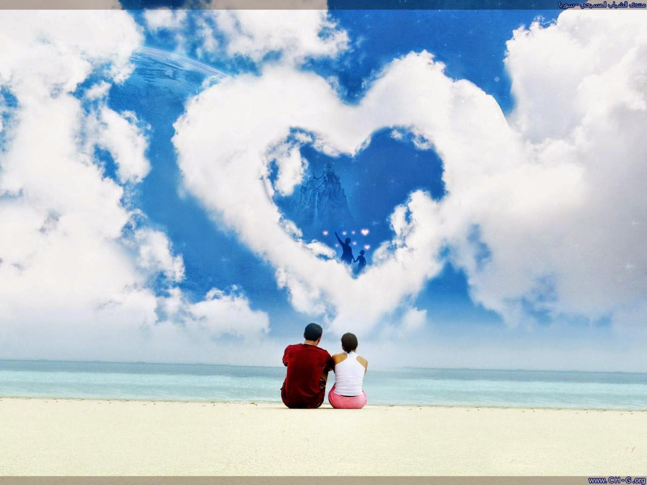صورة كيف تعرف الفتاة ان الشاب يحبها حب حقيقي , اتعرفي علي الحب الحقيقي