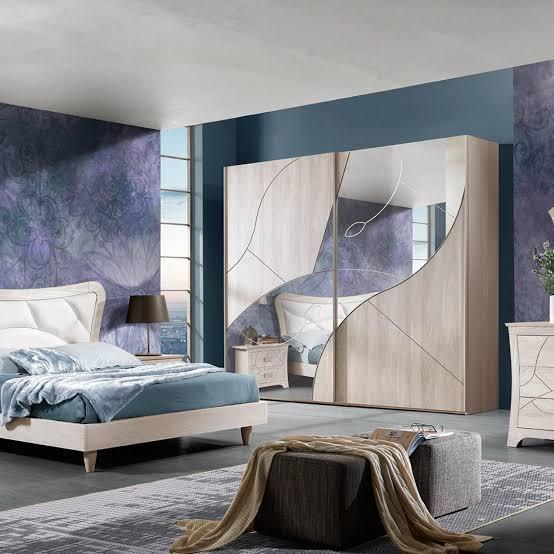 صورة غرف النوم مودرن , ارقى غرف النوم