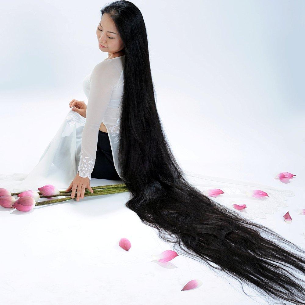 صورة طرق لتطويل الشعر وتكثيفه , افضل طريقه لاطاله الشعر وتكثيفه في اسبوع