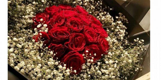 صورة خلفيات ورد انستقرام , اروع خلفيات الورود بالانستجرام