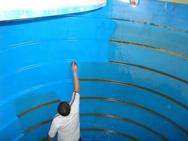 صورة شركة تنظيف خزانات بابها , افضل شركه لخدمه خزانات المياه بعسير