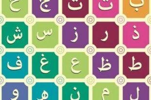 صورة ترتيب الحروف الهجائية العربية , انواع الترتيب للحروف العربيه