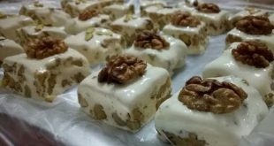 صورة حلويات قسنطينية سهلة , حلوي الجوزيه القسطنطينيه 2459 3 310x165