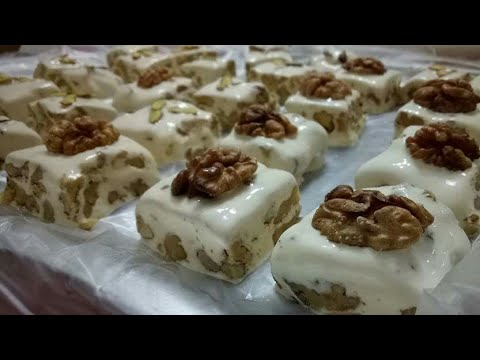 صورة حلويات قسنطينية سهلة , حلوي الجوزيه القسطنطينيه