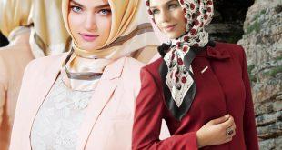 صورة موديلات حجاب تركي , ازياء المحجبات التركيه