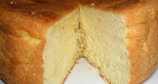 صورة اسهل كيكة اسفنجية , مكونتها وقيمتها الغذائيه