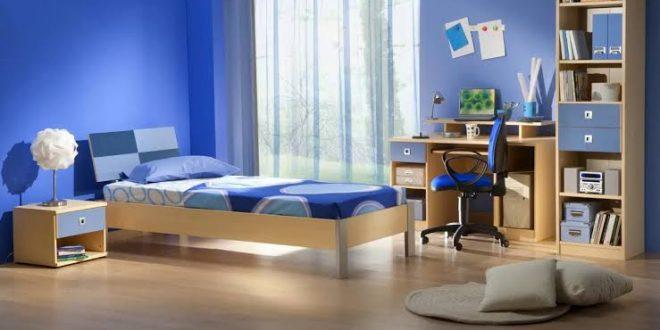 صورة الوان غرف نوم شباب , غرف نوم مودرن للشباب
