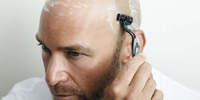 صورة فوائد حلاقة الشعر زيرو , الفوائد المذهلة لحلاقة الشعر بالموس للرجال