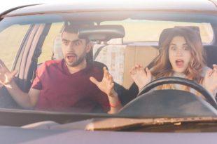 صورة التخلص من الخوف اثناء القيادة , تخلصي من رهاب قيادة السيارات