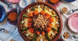 صورة وصفات الطبخ المغربي , اشهي كسكسي مغربي