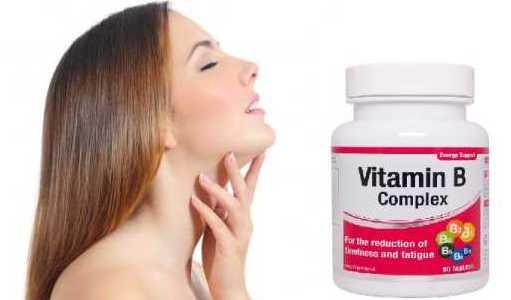 صورة فوائد فيتامين ب المركب للشعر , لشعر كثيف وصحي تناولي فيتامين ب