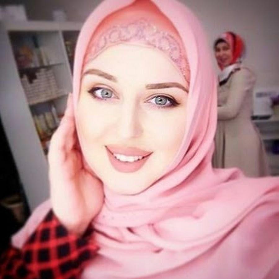 صورة صور بنات جميلة محجبة , طله نور بالحجاب