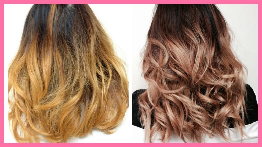 صورة تعديل لون الشعر البرتقالي , لون مميز لشعرك البرتقالى
