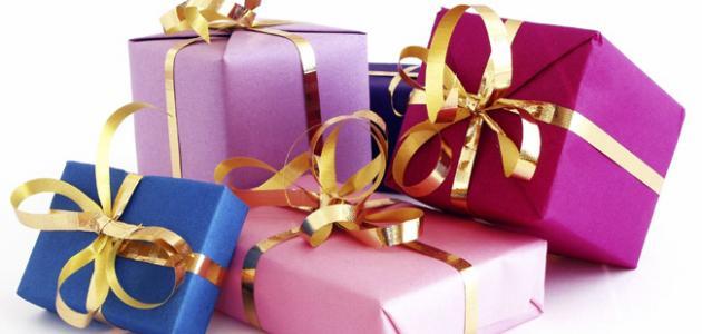 صورة صور هدايا عيد الميلاد , الهدية تعبير وتقدير